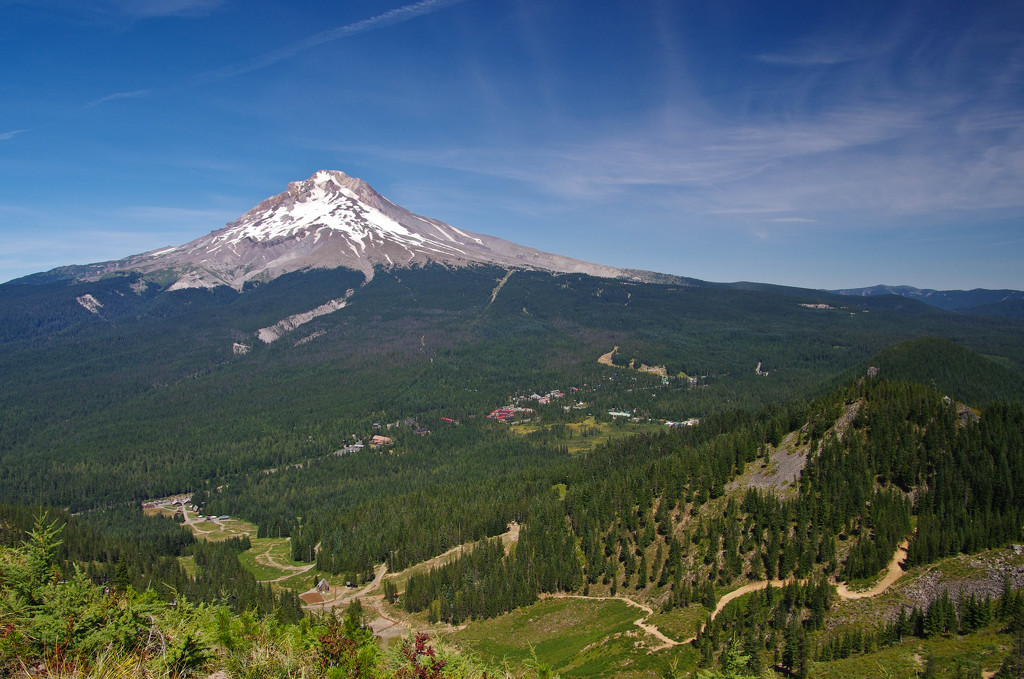 Mt. Hood by vickisfotos