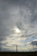 11th Aug 2014 - Walk on a cloudy day