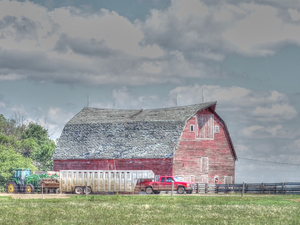 The Barns of USA by maggiemae