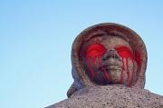 13th Oct 2010 - Vandalism or a reinterpretation?