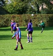 16th Oct 2010 - Goal Kick