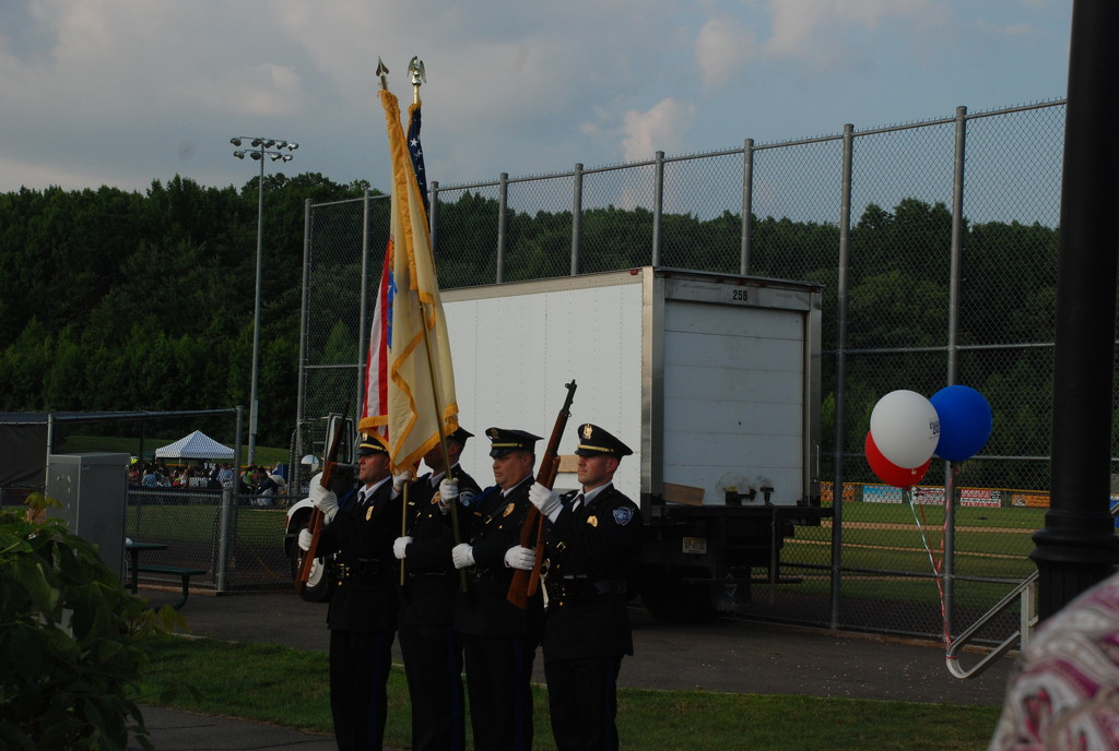 August 10 2014 Honor Guard 01 by mgbio