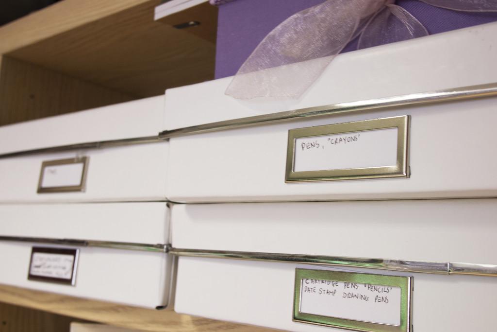 Getting Organised! by bizziebeeme