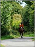 18th Aug 2014 - Rider of Wood Lane