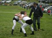 18th Aug 2014 - Cumberland wrestling