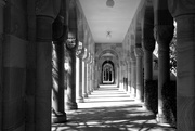 16th Aug 2014 - The UofQ Cloisters