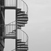 Spiral Stairs by rosiekerr