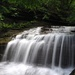 Buttermilk Falls by rosiekerr