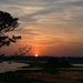 Marsh sunset, Bowen's Island, SC by congaree