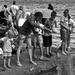 Crabbing at Robin Hoods Bay