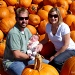 Harper in the Pumpkin Patch by peggysirk
