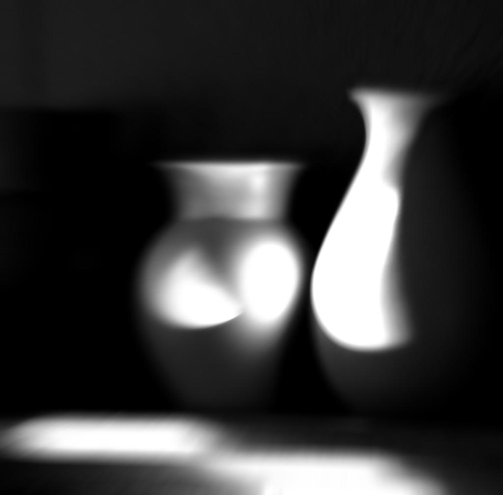 Vase Light by nanderson