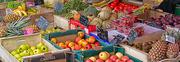 26th Aug 2014 - Sunday Market: Healthy Temptations