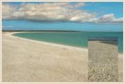 23rd Aug 2014 - Shell Beach, Shark Bay, WA, World Heritage Site.