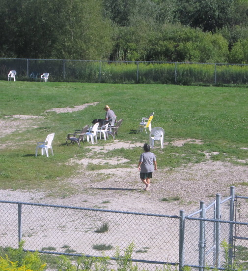 Dog Park by bruni