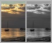 25th Aug 2014 - Sunset over Shark Bay