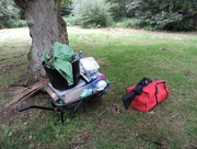 29th Aug 2014 - Packed away