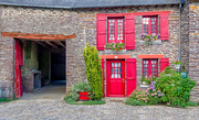 29th Aug 2014 - Backstreet Breton Cottage