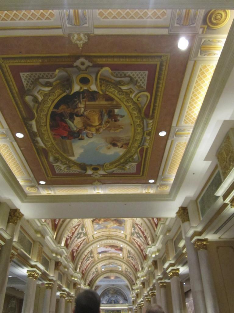 Venetian Ceiling by pamelaf