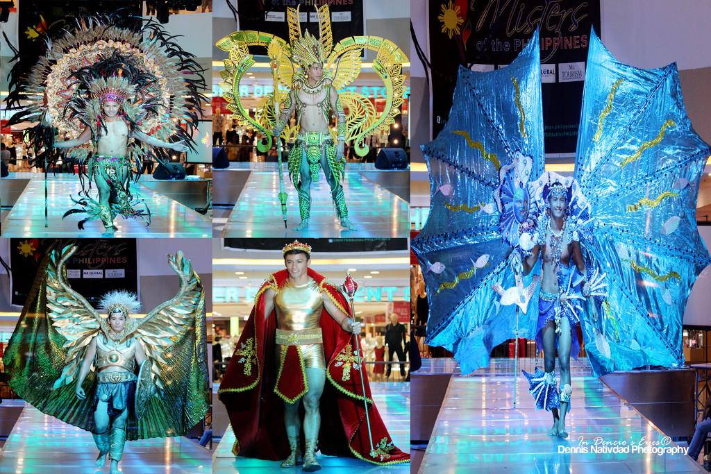 Festival Costume Presentation Show by iamdencio