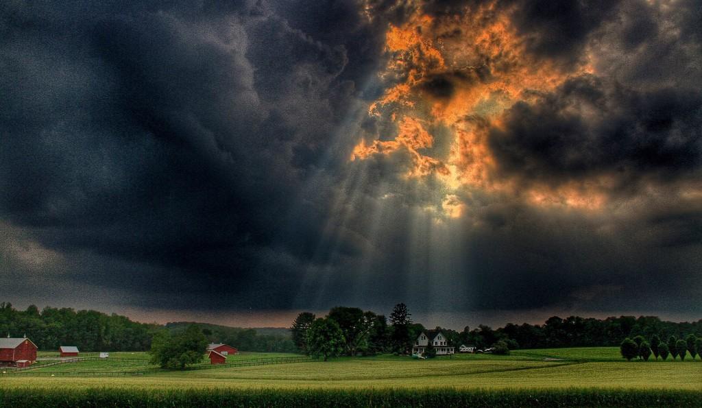 When Heaven Meets Earth by sbolden