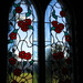 Stained glass windows in the Swiss church on the Range by 777margo