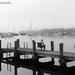 Lone fisherman at dawn by mccarth1