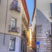 Narrow alleys