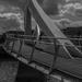 Tradeston bridge - Glasgow