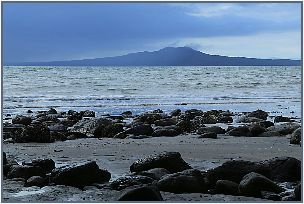 Rangitoto Island by dide