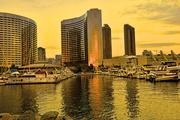6th Sep 2014 - Golden Harbor