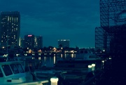 9th Sep 2014 - Downtown San Diego, Ca. from the G Street Bridge