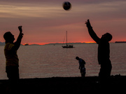 7th Sep 2014 - Vancouver sunset