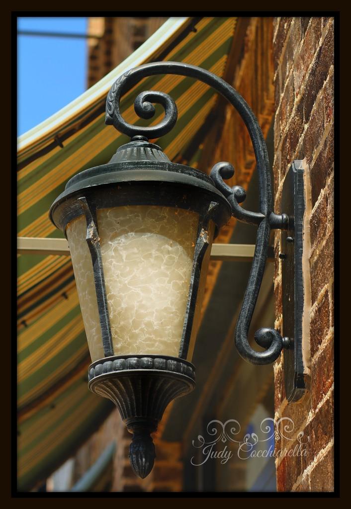 Lamp by judyc57