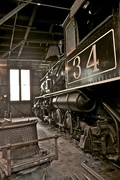 10th Sep 2014 - Train Going Nowhere