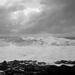 Foam and rocks by peterdegraaff