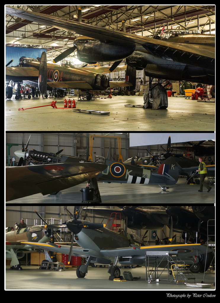 Inside the Hangar by pcoulson