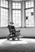 15th Sep 2014 - The Wheelchair