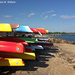 Kayak Line-up