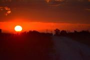 15th Sep 2014 - Red Kansas Morning