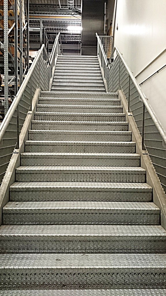Ikea stairs by boxplayer