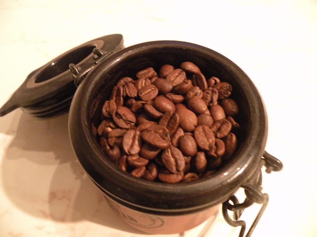 Coffee beans by manek43509