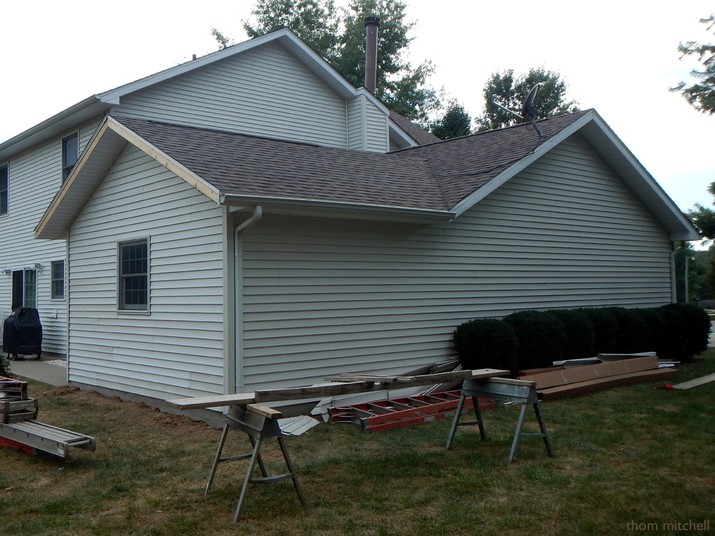 """Garage project update: Almost """"inside"""" by rhoing"""