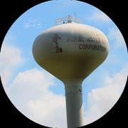 19th Sep 2014 - Water Tower