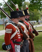 20th Sep 2014 - Red Coats
