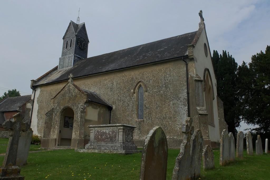 St James, Beauworth.... by quietpurplehaze