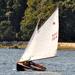 H Class sailboat