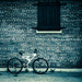 Bike and Wall #1 by ukandie1