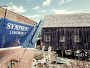 20th Sep 2014 - Where Lunenburg's Dory's are Built