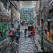 Life in the Laneways by annied